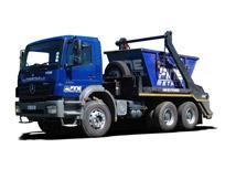 Skip / Bin Lifter Truck